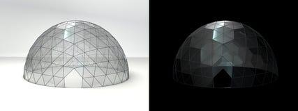 Шатер купола все время Стоковое Изображение RF