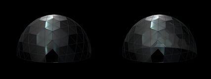 Шатер купола Стоковая Фотография RF