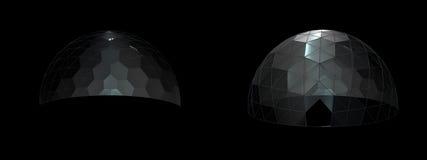 Шатер купола иллюстрация штока