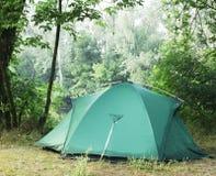 шатер пущи стоковая фотография