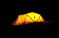 шатер темноты Стоковые Изображения RF