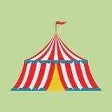 Шатер цирка иллюстрация вектора