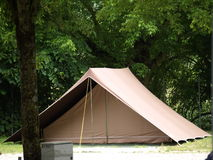 шатер Стоковое Изображение