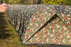шатры Стоковая Фотография