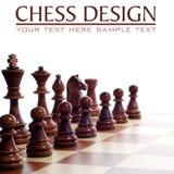 Шахматы Стоковое Изображение RF