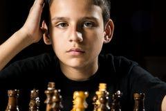 Шахматы Стоковая Фотография RF