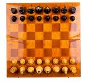 Шахмат дальше Стоковое фото RF