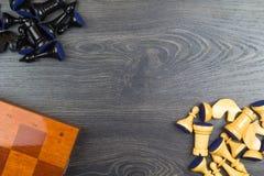 Шахмат дальше Стоковая Фотография RF