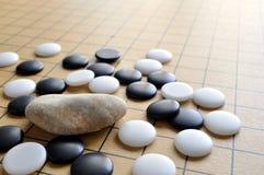 шахмат выключателя идет правило Стоковая Фотография RF