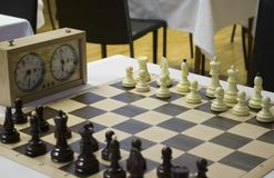 шахмат доски стоковая фотография
