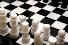 шахмат доски Стоковое Изображение