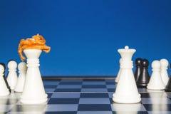 Шахмат как политика 19 Стоковые Фотографии RF