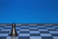 Шахмат как политика 1 Стоковая Фотография RF