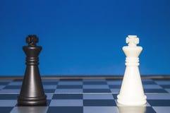 Шахмат как политика 24 Стоковое Изображение RF