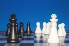 Шахмат как политика 26 Стоковые Изображения RF