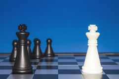 Шахмат как политика 27 Стоковые Фото