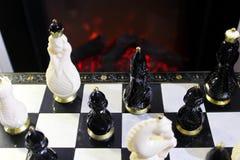 Шахмат много на доске стоковые фото