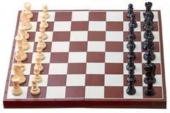 шахмат доски вычисляет вектор изображения иллюстрации игры Стоковая Фотография RF