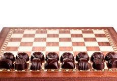 Шахмат пота стоковое фото rf