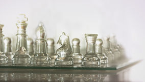 Шахмат стекел Стоковые Изображения RF