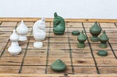 Шахмат Таиланд Стоковые Изображения RF