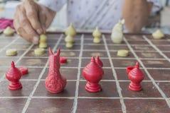 шахмат тайский Стоковая Фотография RF