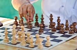 шахмат Стоковые Изображения RF