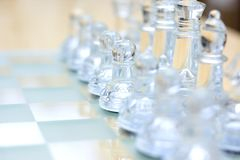Шахмат. стоковое изображение