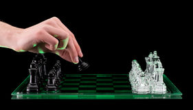 Шахмат Стоковое Фото