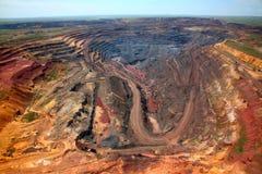 шахта бросания открытая Стоковая Фотография