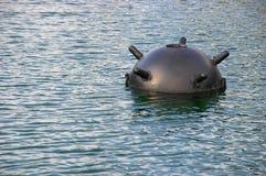 шахта военноморская Стоковая Фотография RF