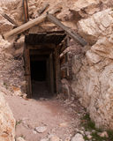 шахта входа Стоковые Изображения