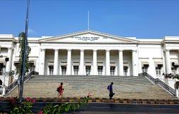 Шахта знания - азиатское общество Мумбая стоковые фотографии rf