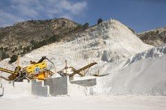 шахта индустрии Стоковое Изображение RF
