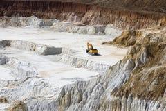 шахта открытая Стоковое фото RF