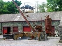 шахта старая стоковое фото rf