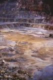 шахта утюга Стоковое Фото