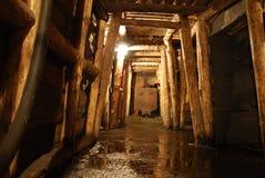 шахта Стоковая Фотография