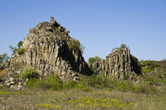 шахта стоковое изображение rf