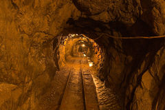шахта Стоковые Фото