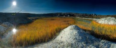 шахта opencast Стоковые Фото