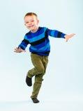 Шаловливый мальчик Стоковые Изображения RF