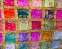 Шальное лоскутное одеяло Стоковые Изображения