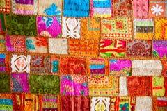 Шальное лоскутное одеяло Стоковые Фото