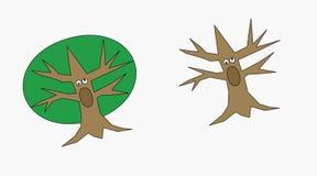 Шальное treebeard Стоковые Изображения