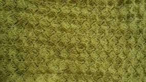 Шаль вязания крючком Стоковая Фотография RF