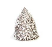 Шведское вкусное печенье кокосов шоколада Стоковые Фото