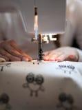 Швейная машина Стоковое фото RF