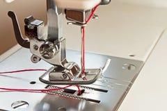 Швейная машина стоковая фотография