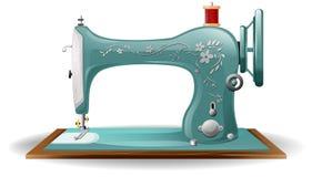 Швейная машина бесплатная иллюстрация